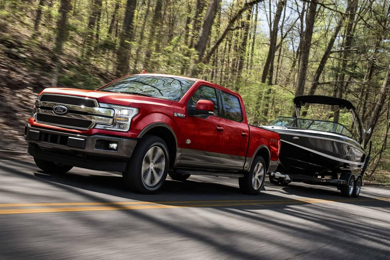 F-150 Towing