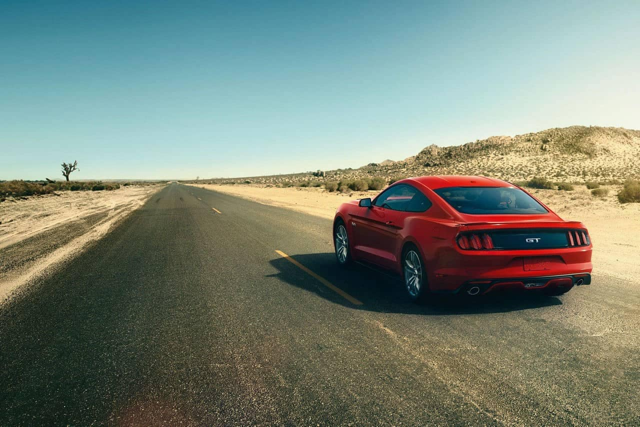 Mustang Exterior