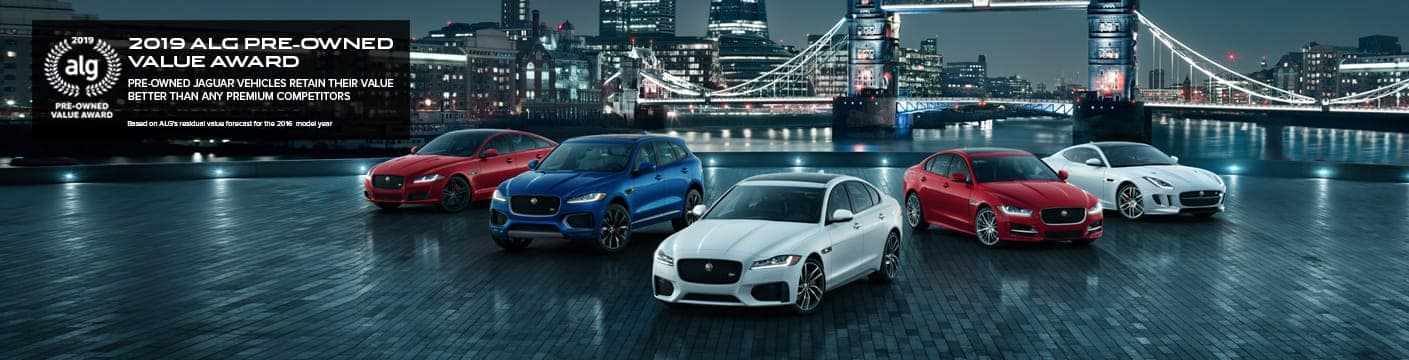 DI CPO VLP Jaguar ALG Pre-Owned Award 2019