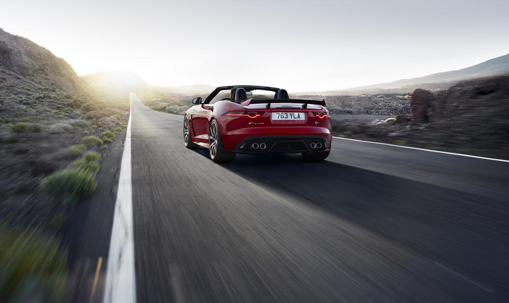 2018 Jaguar F-TYPE Specs