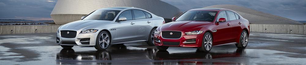 2019 Jaguar XF and XE