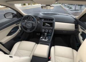 Jaguar E-Pace Technology