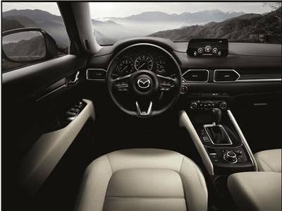 2017 CX-5 Interior