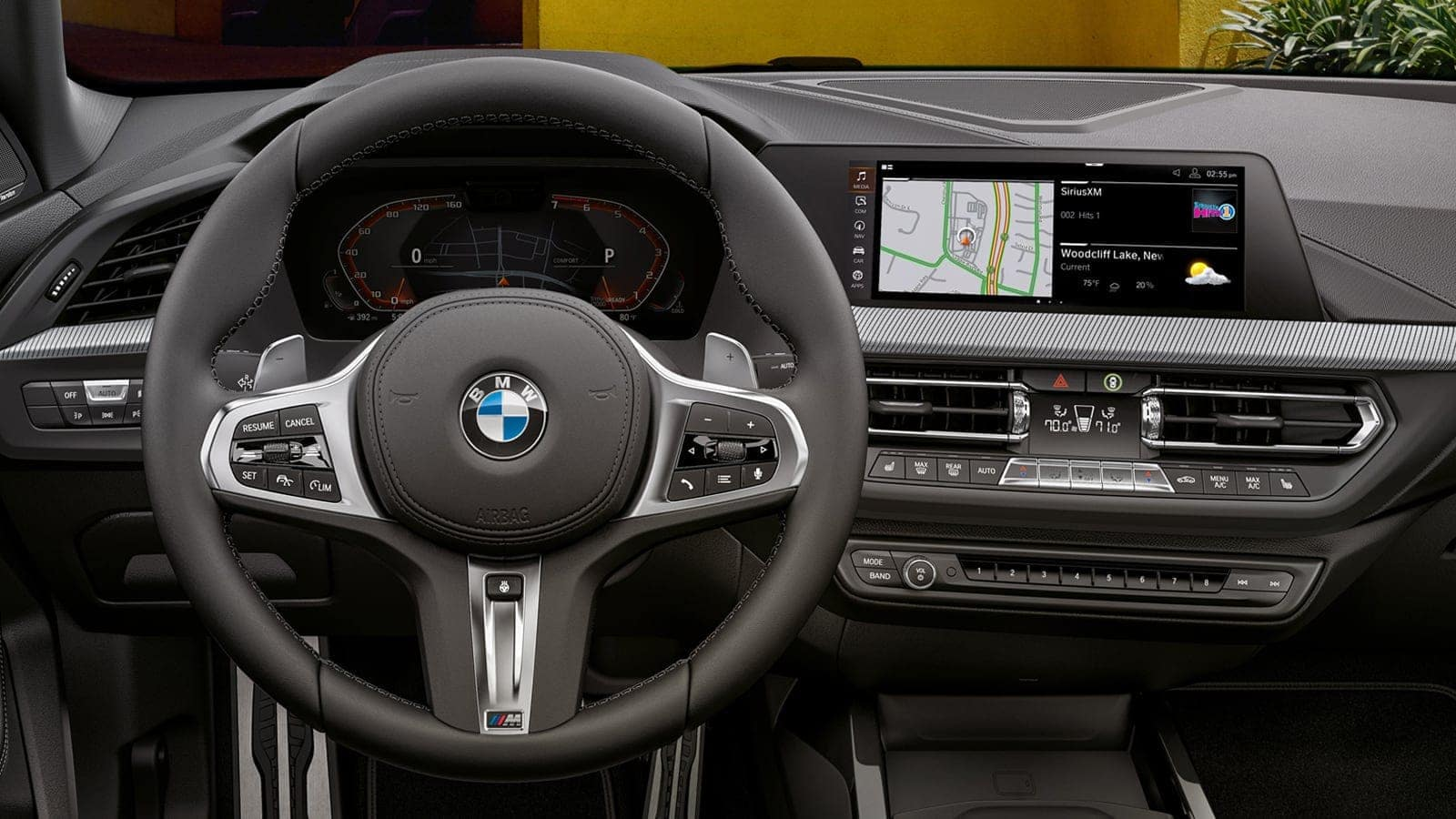 2Series front dashboard