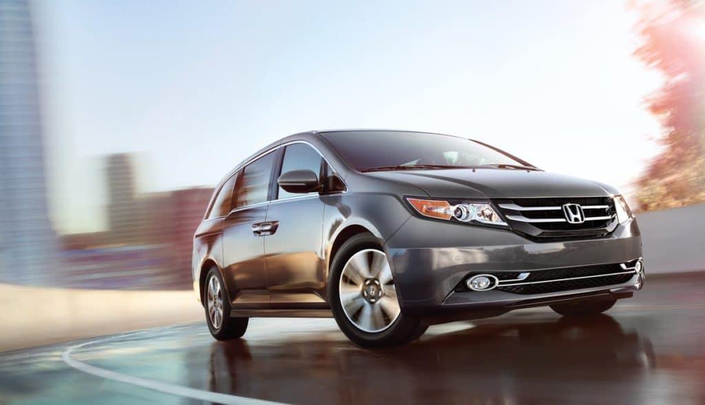 Honda Odyssey is the Most Loved Minivan