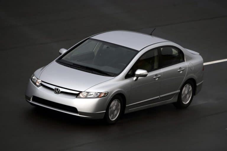 2008 Honda Civic Hybrid Base Sedan