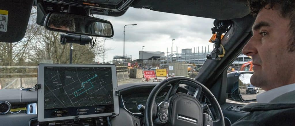 Jaguar is Working On Cars that See Around Corners