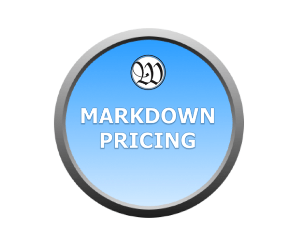 Markdown-Pricing