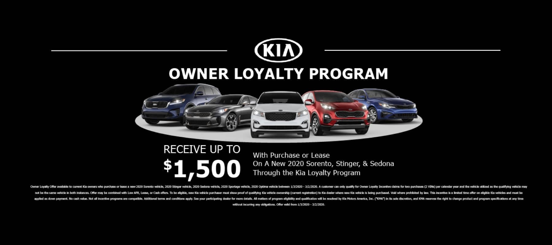 Required Slider - Kia Owner Loyalty Program-1800x800