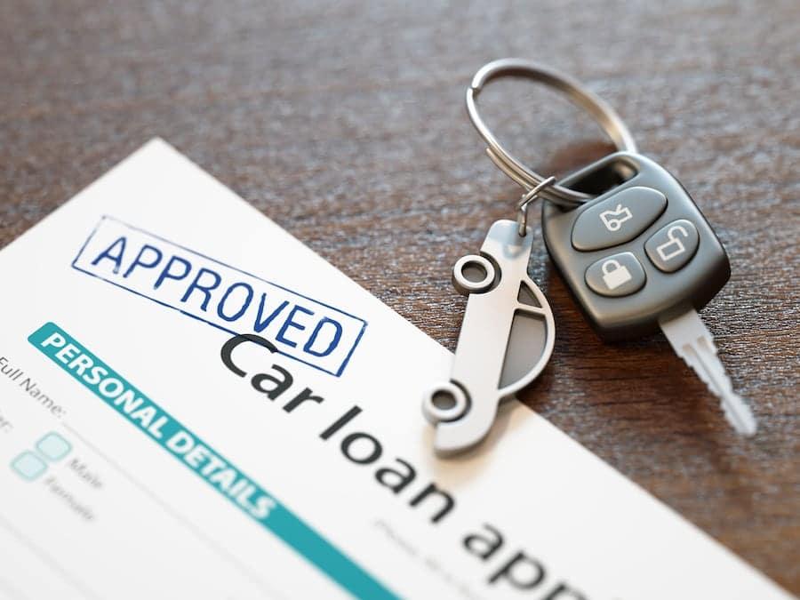 Hyundai finance application near Memphis