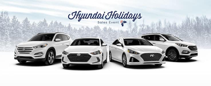 Hyundai Holidays at Wilson Hyundai