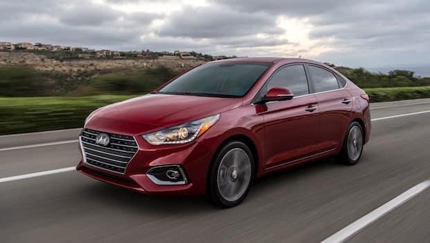 2018 Hyundai Accent available near Jackson MS
