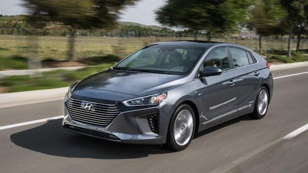 2018 Hyundai Ioniq Plug-In Hybrid available near Jackson MS