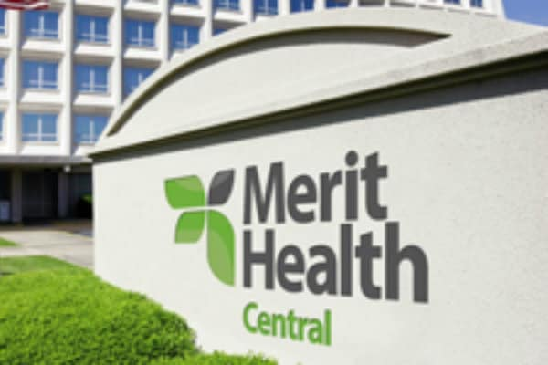 Merit Health Hospital near Jackson MS