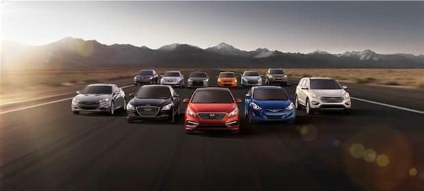 2017 Hyundai models available near Jackson MS