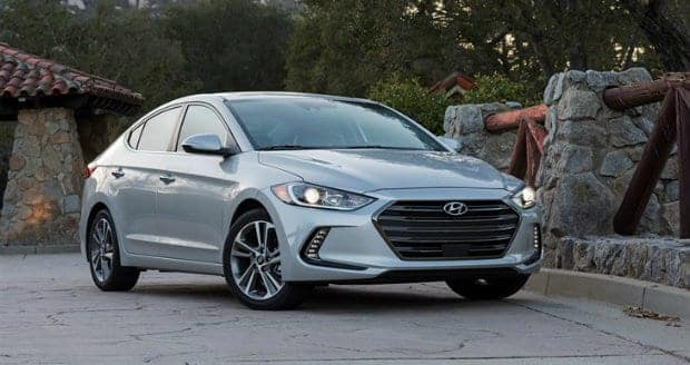 2017 Hyundai Elantra dealer serving Jackson MS
