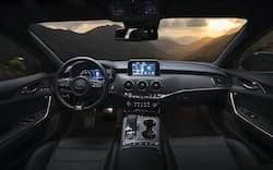 Stinger Interior