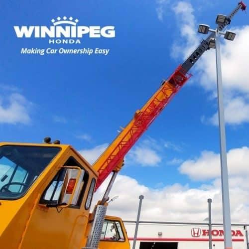 Extreme Makeover: Dealership Edition | Winnipeg Honda
