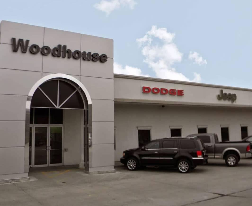 Woodhouse CDJR