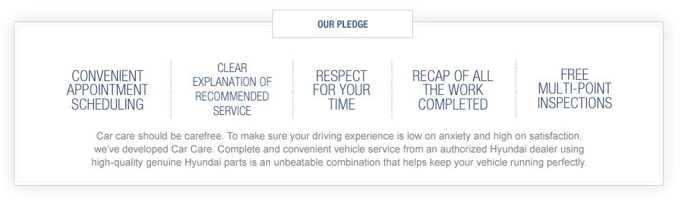 Hyundai Pledge