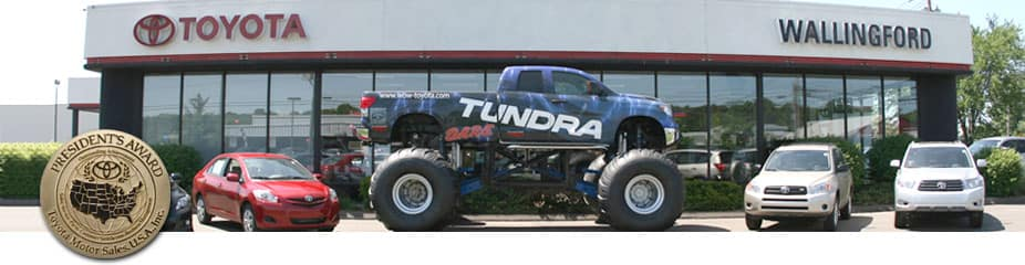 Dealership Tundra