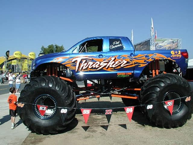 Meet our Monster Trucks in Wallingford, CT - Toyota of