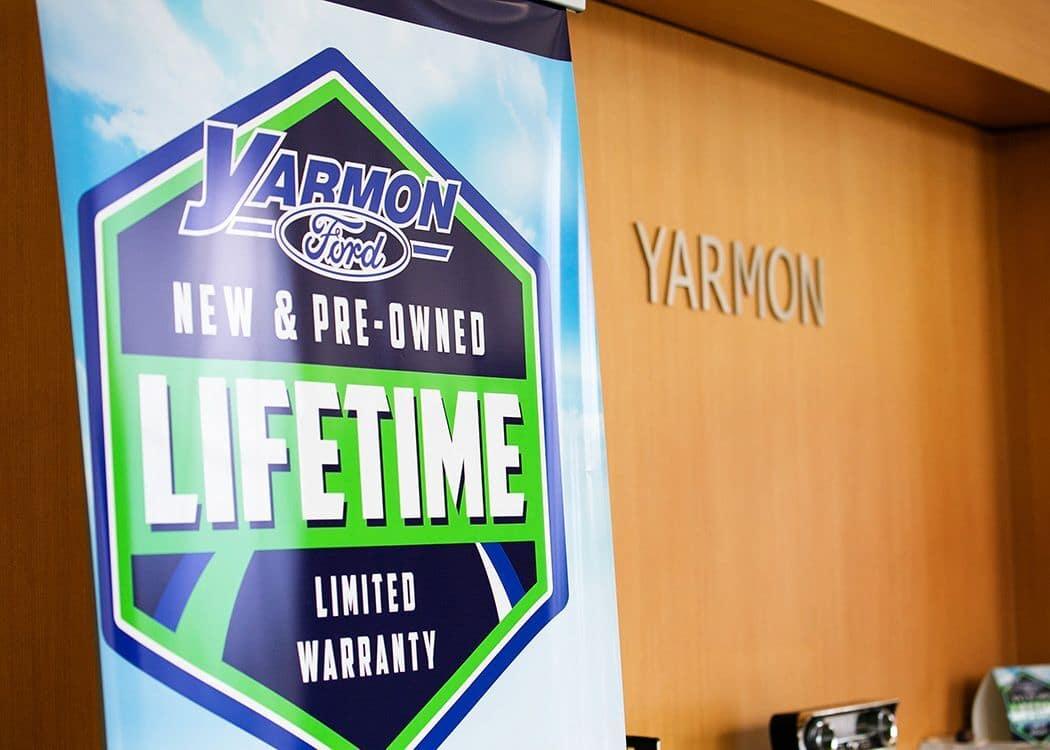 Yarmon Lifetime poster