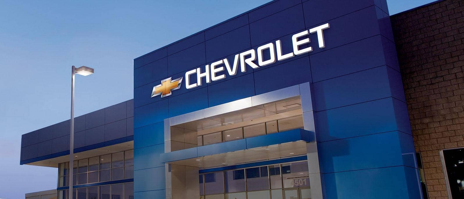 Young Chevrolet (TX) Dealership