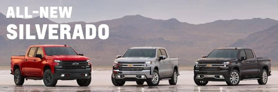 Available Trim Options For The 2019 Chevrolet Silverado 1500 Zeck Chevy